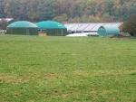 Die Biogasanlage